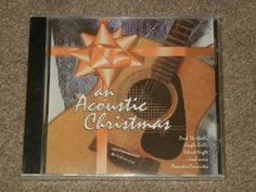 An ACOUSTIC CHRISTMAS by Various Artists (CD, Music, Christmas, Rock, Instrument #Christmas