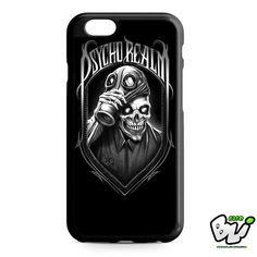 Skull iPhone 6 Case   iPhone 6S Case