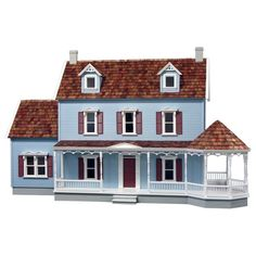 Have to have it. Real Good Toys Maple Hill Dollhouse $629.99