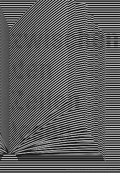 Zwischen den Zeilen lesen (read between the lines) by Swiss designer Kilian Suter, 2011