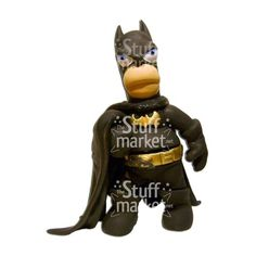 The Dark Knight Simpsonized - Parody Figure