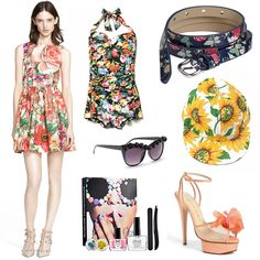 Spring Florals in Fashion and Beauty | Westfield Style