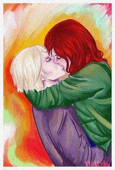 You are mine. by viria13.deviantart.com on @deviantART