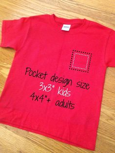 HTV Shirt Decal Placement and Size Tips and Resources | Silhouette School | Bloglovin'