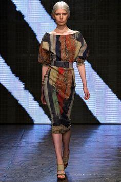 Donna Karan, Весна-лето 2015, Ready-To-Wear, Нью-Йорк
