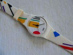 Kasimir  LW114  Swatch Watch