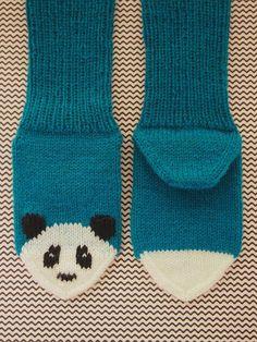 Crochet Socks, Knitting Socks, Loom Knitting, Diy Crochet, Knitting For Kids, Knitting Projects, Baby Knitting, Kids Socks, Baby Socks