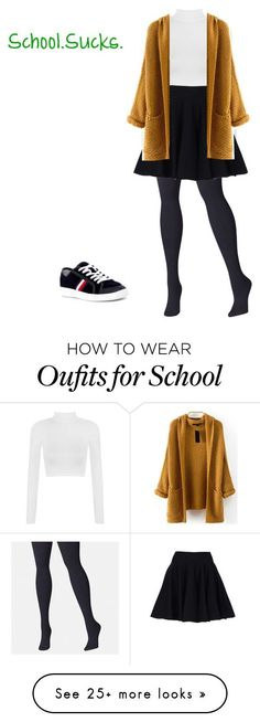 """""""Found Monday's outfit...."""" by memory-foam-muffins on Polyvore featuring Avenue, Tommy Hilfiger and WearAll #MemoryFoamStyles"""