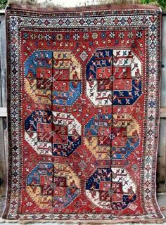 19th Century Northeast Persian Kurdish Rug, ARTS 2009 exhibitor Craig Hatch