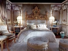 ASNAGHI'S PROPOSALS  Gemma  The fascination of the classic bedrooms enclose the elegance which always characterize our products.