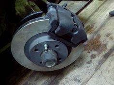 Тормозные диски на ВАЗ 2108 -2109 заменаVAZ для вас!   VAZ для вас!