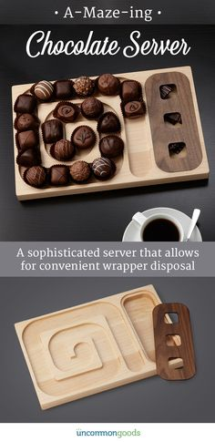 A Maze Ing Chocolate Server Creative Christmas Gifts