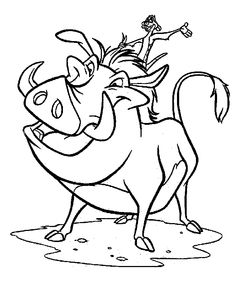 The Lion King Coloring Pages 27 Coloring pages for kids