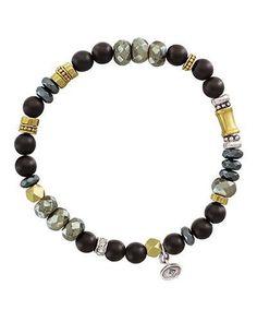 Sightseer Stretch Bracelet, Bracelets - Silpada Designs. Order today at www.mysilpada.com/allison.ochoa