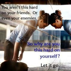 Women who to live a calmer, healthier, saner and sexier life, have to stop being so hard on themselves. www.calmhealthysexy.com