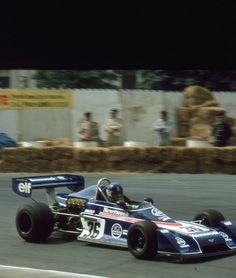 Patrick Tambay - Chevron B40 Hart - Chevron Cars - XXXVII Grand Prix Automobile de Pau 1977