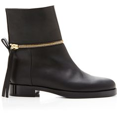 Pierre Hardy Matt Calf Black Tom Boot (10 675 SEK) ❤ liked on Polyvore featuring shoes, boots, black ankle boots, pierre hardy, black mid calf boots, black bootie and short boots