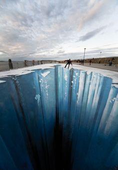 3D Sidewalk Art « PROTYPE