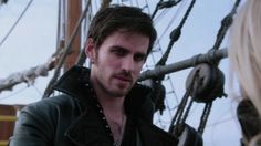 But look who's back! And guys, he's got a bean. Dylan Schmid, Look Whos Back, Colin O'donoghue, Jolly Roger, Captain Swan, Irish Men, Ouat, Once Upon A Time, Dreamworks
