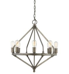 Colton 8-Light Chandelier - Ralph Lauren