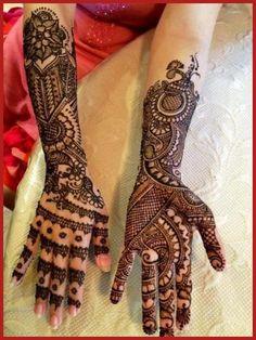 Mehndi Designs For Hands Rajasthani Mehndi