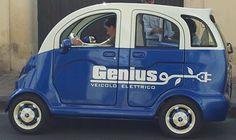 Genius... l'auto elettrica dalla Sicilia