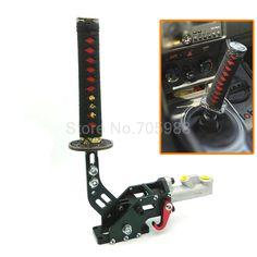 Brand New 21.5cm JDM Drifting Hydraulic Handbrake Samurai Sword Handle car Handbrake