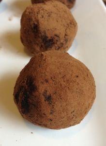 Mesquite Super Truffle Balls