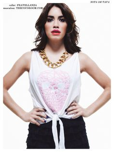 ON #26 - Lali Esposito ph: Chino Toccalino