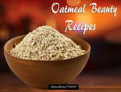 Oatmeal is an excellent and healthy way to start your day. This cereal is not only good for health but it also has many beauty benefits. Yes, you can use oats for hair and skin problems. Yes, you hear | living a good life
