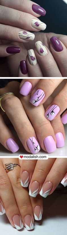 95 Beautiful and Stylish Nail Art Ideas https://www.facebook.com/shorthaircutstyles/posts/1760985104191929