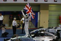 Lewis Hamilton is no