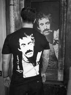 Jim Croce Old Man Listens To Jim Croce T Shirt Long Sleeve Sweatshirt Hoodie for Men and Women
