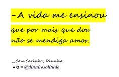 __Com Carinho, ∂ιηηɦσ¹  ❝✪❞ @dinnhoSolitude ∞