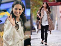 katie holmes List Style, Katie Holmes, Kate Middleton, Cambridge, Bomber Jacket, Celebrity, Clothes, Fashion, Clothing