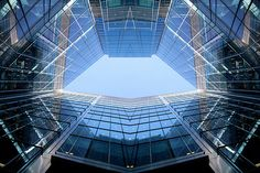 Infinity Eternally Reflected - London Office Life