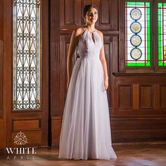 White April Debutante style WA7013. #weddingcollection #bridalcollection #bridalstyle #bridalfashion #brides #whiteapril #debut #new #debutantegown #debinspo by whiteaprilbridal