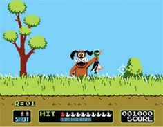 Remember this?    Nintendo NES Duckhunt