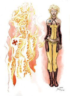 The New Mutants, the X-Men's sister squad, get snazzy new wardrobes