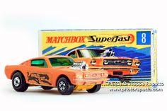 Matchbox Superfast Wild Cat #Matchbox #Vintage
