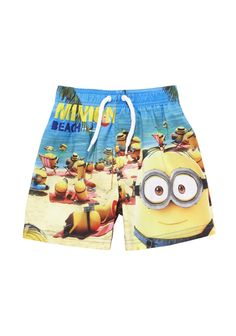 Tesco Universal Studios Despicable Me - Swim Shorts €9.00