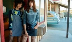 Mango spotlights knitwear styles for its October campaign