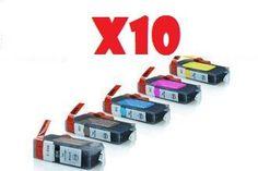 Sabias que puedes comprar cartuchos y tintas para tu impresora en tonerbaratoycompatible.com, encontrarás tintas de hp, canon, kyocera, ricoh...