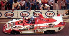 Yasuhiro Okamoto / Harukuni Takahashi / Youjirou Terada - Sigma MC74 Mazda - Mazda Automotive - XLII Grand Prix d'Endurance les 24 Heures du Mans - 1974 World Championship for Makes, round 5 - Challenge Mondial de Vitesse et d'Endurance, round 4