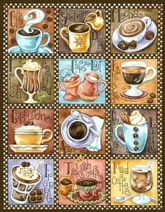 Coffee (Krista Hamrick)