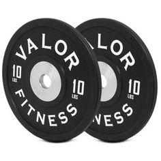 Valor Fitness Bppu Polyurethane Bumper Plates (Black) 43ffea5b8