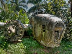 Abandoned, crashed and destroyed aircraftare a rare sight around the globe, which make these some of the most intensely fascinating to behold. Knowing that they were once flying high above, but now reduced to rusting on the ground, discover the stories behind these doomed and derelict aircrafts.