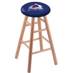 "Holland Bar Stool NHL 18"" Bar Stool with Cushion"