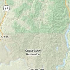 Driving Directions from Leavenworth, Washington to Curlew Lake State Park in Republic, Washington 99166 | MapQuest