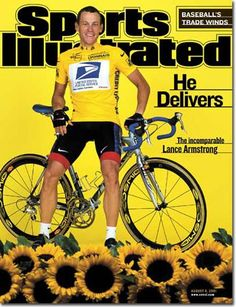 On Friday we asked if you believed Lance Armstrong used performance-enhancing drugs. http://on.si.com/NPDabh    Now, the follow up: Do you CARE if he used performance-enhancing drugs?